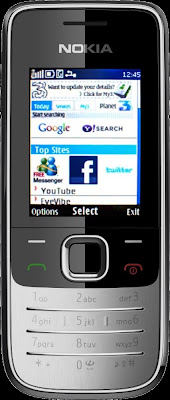 Perfecto Mobile enables testing of the new Nokia 2730 classic