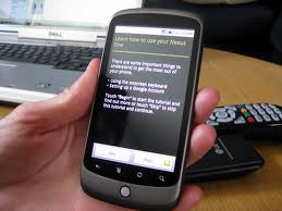 Nexus One Is the Official Android Developer Phone