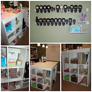 {my} craft room