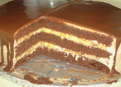 How To Use Up Left Over Choc Cake