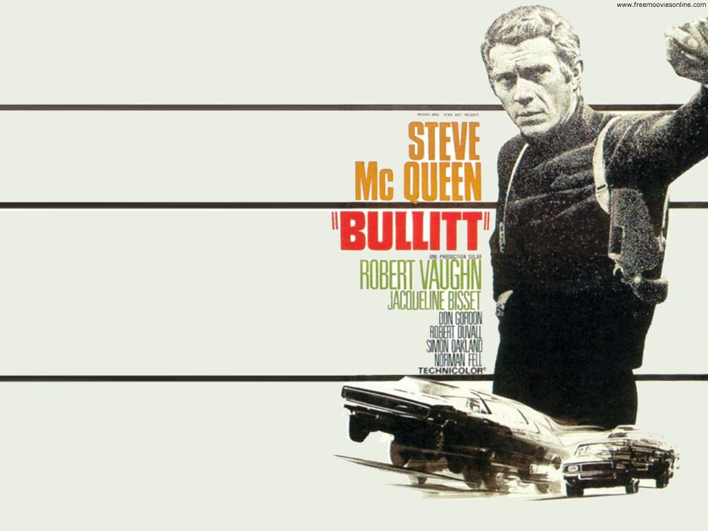 Bullitt movies