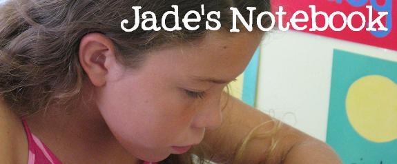 Jade's Notebook