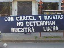 Huelga de hambre en este verano 2007 en VIII region