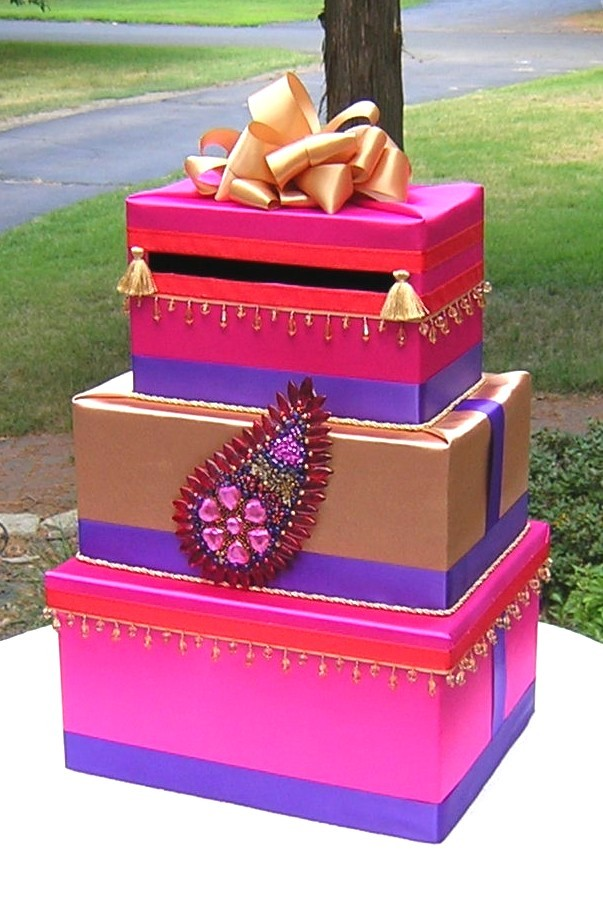Indian Wedding Gift Boxes Uk : Asian Wedding Ideas - A UK Asian Wedding Blog: Wedding Money Box ...