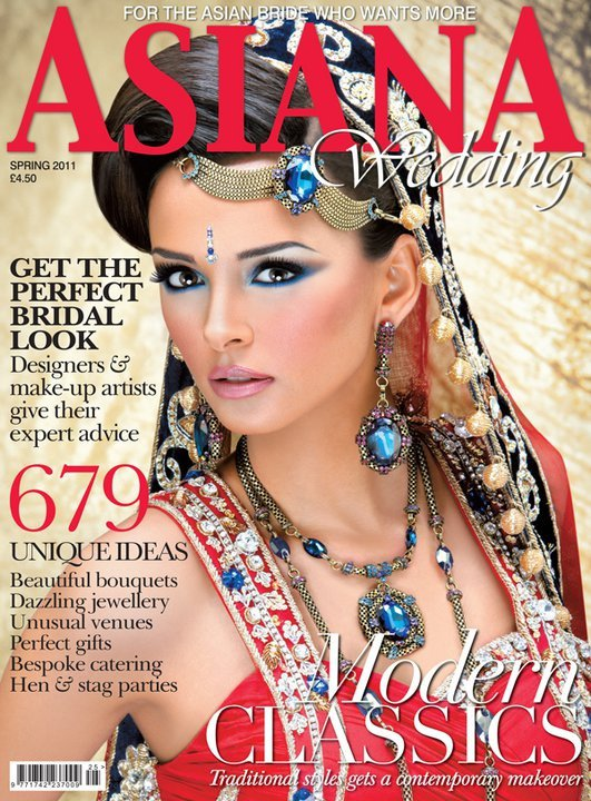 photo: Asiana Wedding Magazine Asian Bride
