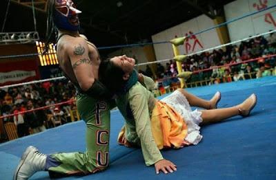Wrestling Skirt 40