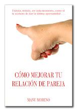 """Manu Moreno, autor del libro """"Cómo mejorar tu relación de pareja"""""""