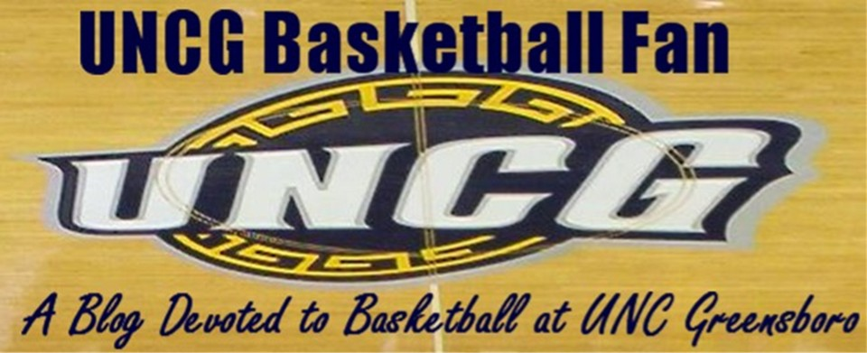 UNCG Basketball Fan