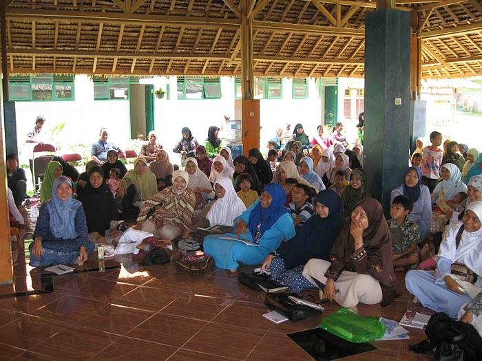 Parenting di Sekolah Alam,  Peradaban Serang Banten