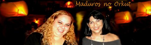Maduros no Orkut
