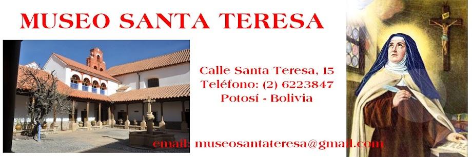 Museo Santa Teresa - Potosí - Bolivia