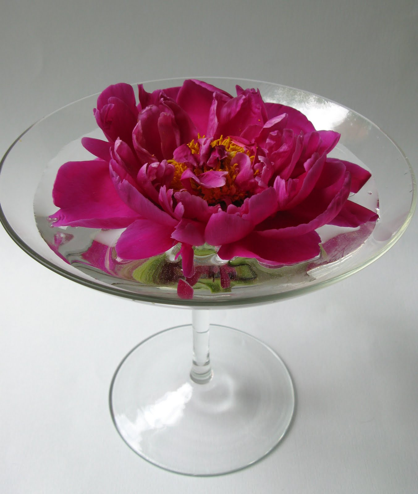 Au gr du march centre de table floral - Centre de table floral ...