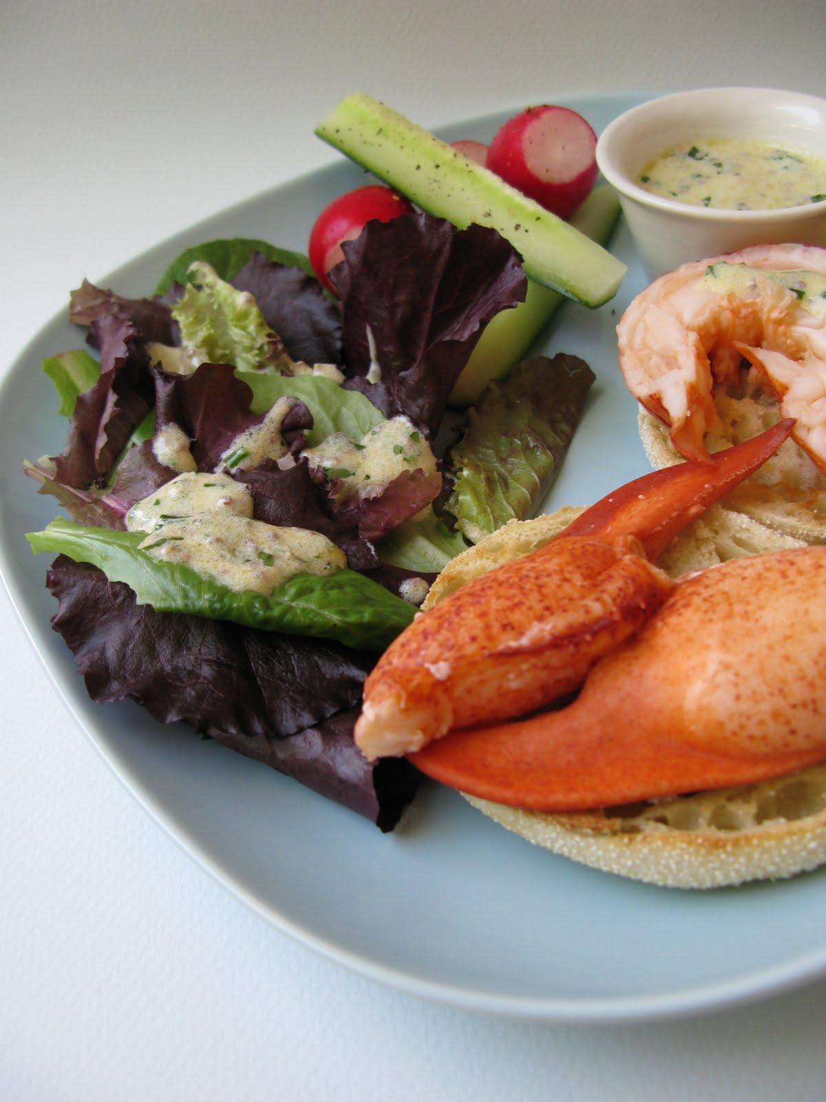 Au gr du march quand le homard nous veut du bien - Accompagnement homard grille ...