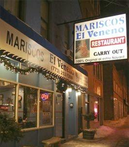 Mariscos El Veneno