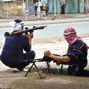 الكفاح المسلح الطريق الوحيد للتحرير