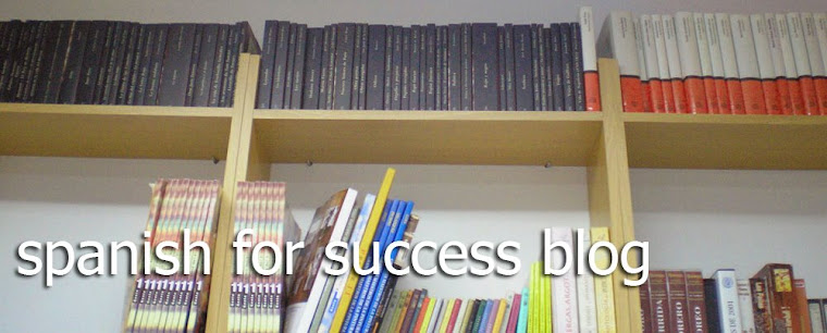 Spanish for Success Blog