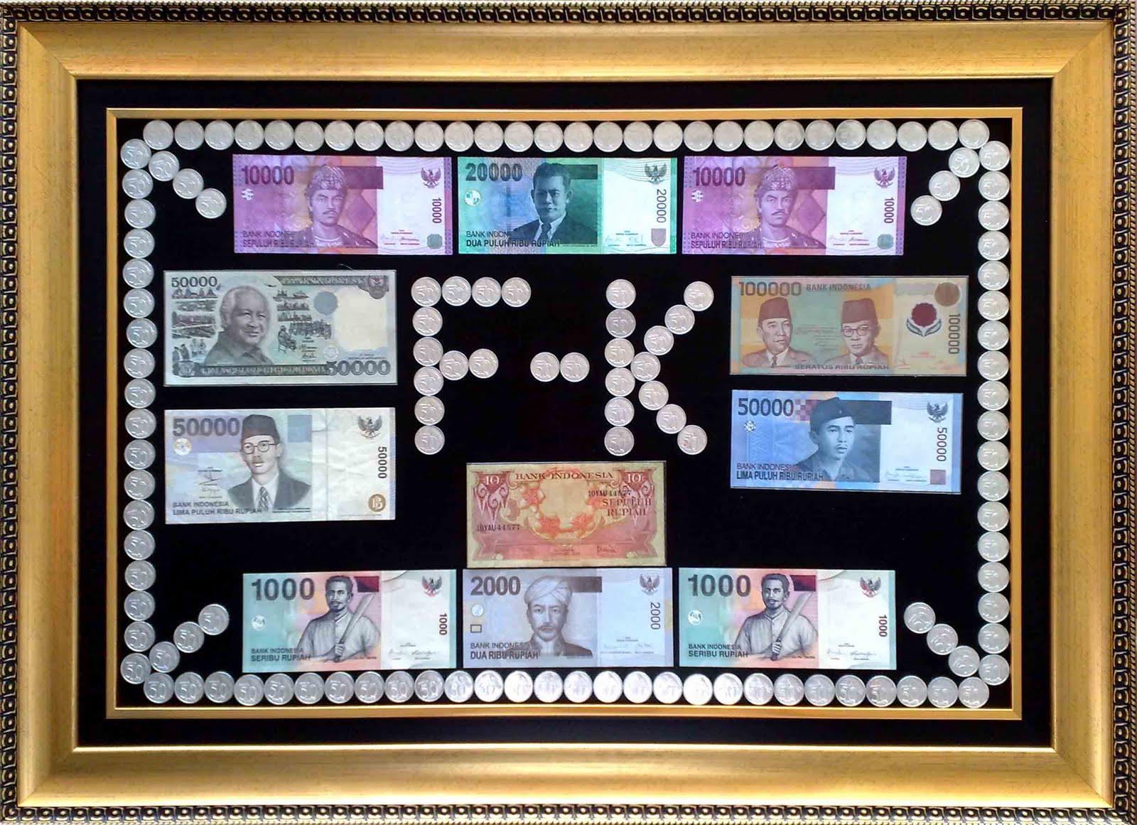 Paket Uang Mahar ini kami siapkan dengan berbagai macam Figura ...