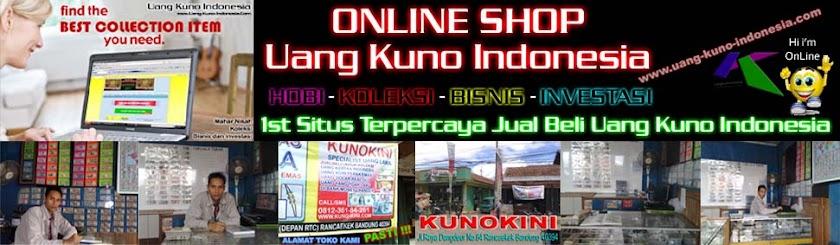 1st SITUS JUAL BELI UANG KUNO INDONESIA