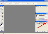 step 2a membuat sampul /cover virtual ebook 3 dimensi