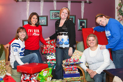 Kristin H Photos Blog: Judkins-DiBlasio's Adopt-A-Family for ...