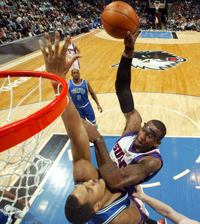 2009-2010 Amare Stoudemire Dunk Mix