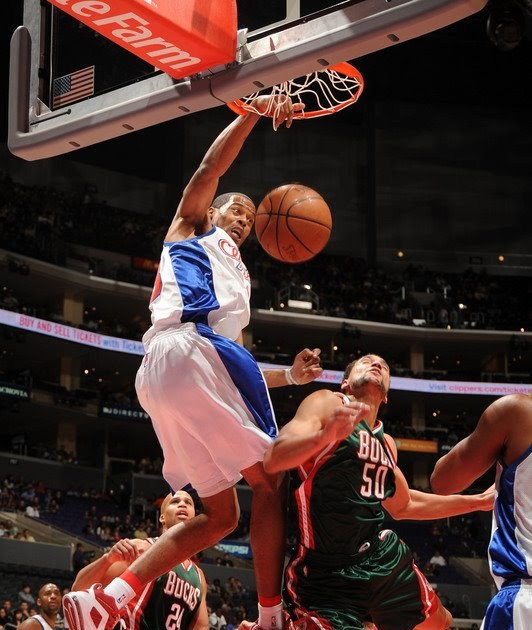 You Got Dunked On Marcus Camby Dunks Dan Gadzuric