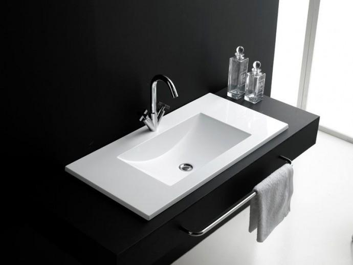 The bath point blog lavabos for Muebles para encastrar lavabos