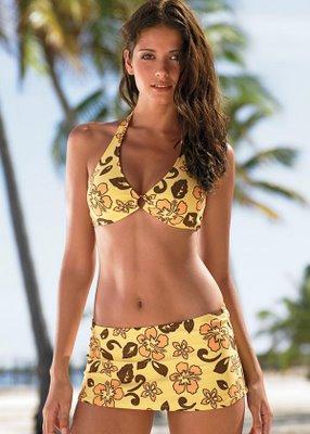 Carla Ossa sexy bikini