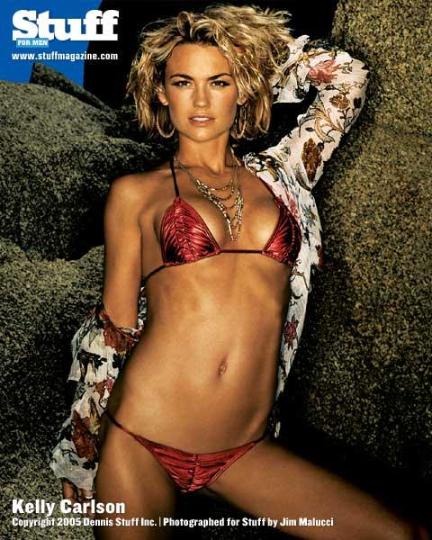 Kelly Carlson bikini pkoto