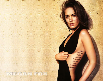 meagan fox wallpaper. Megan Fox Wallpaper red dress