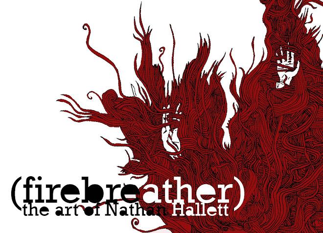 Nathan Hallett: Illustration and Graphic Design