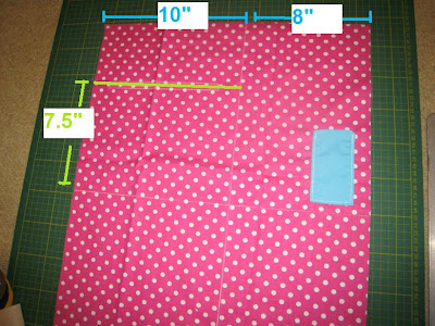 Craft vendor apron project