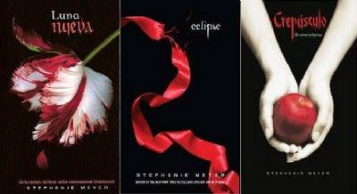 Stephenie Meyer (Crepúsculo, Luna nueva, Eclipse, Amanecer