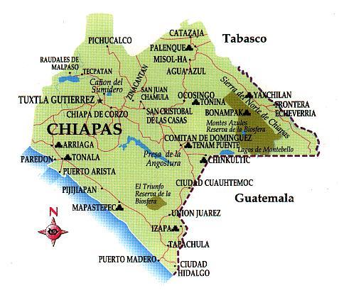 Ruta Del Cafe Volcanes Y Lagos Nicaragua Mapa
