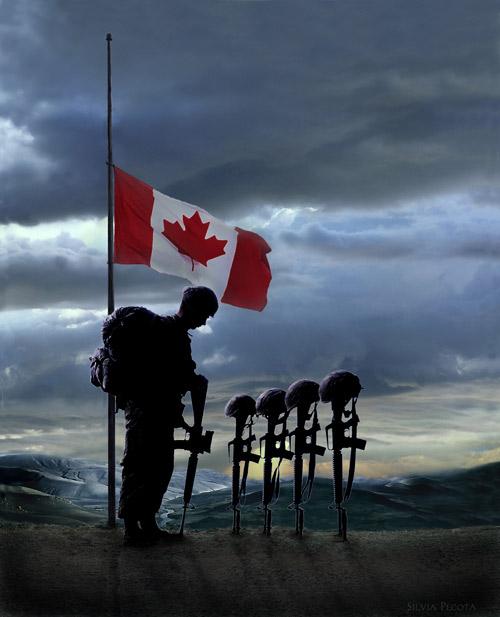 Canada - Remembrance Day - Airchecker
