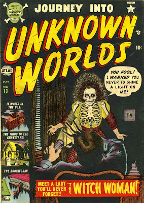 Bring back horror comics!