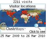 2009 Visitors