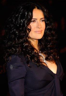 Salma Hayek hot actress