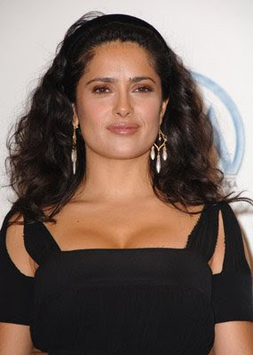 Salma Hayek screensavers