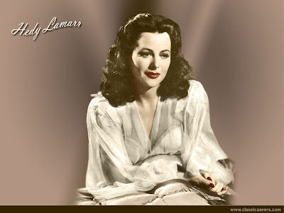 Hedy Lamarr photos