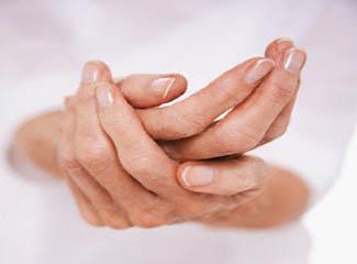 Tangan Berkeringat