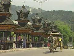 Berastagi, Tanah Karo, Sumatra, Indonesia