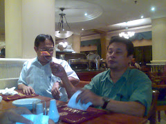 Baharuddin and Heru Kuntoadji