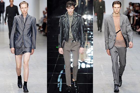 Men's Wear for Spring/Summer 2011