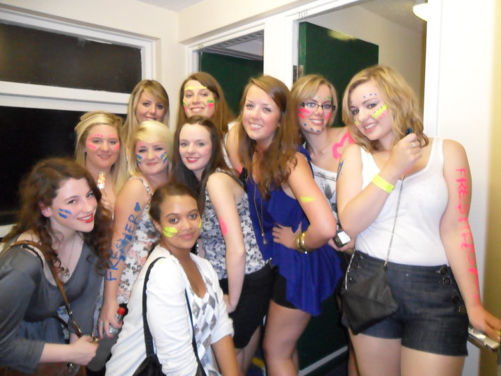 university of liverpool freshers 2010