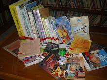 Karya budaya bangsa (Karya cetak) dihimpun di Baperpusda Jambi, untuk dilestarikan dan dilayankan