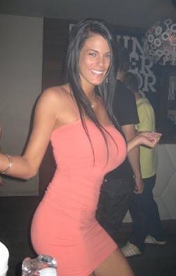 Party in Big boob