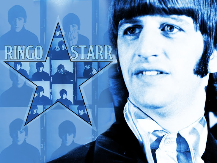 RINGO STARR AN ETERNAL STARR