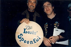Bob Wence and John Sebastian (The Lovin' Spoonful)