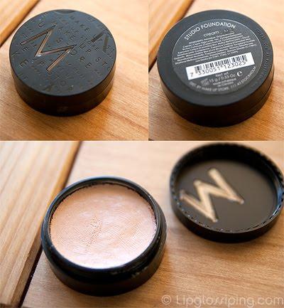 Make up store studio foundation